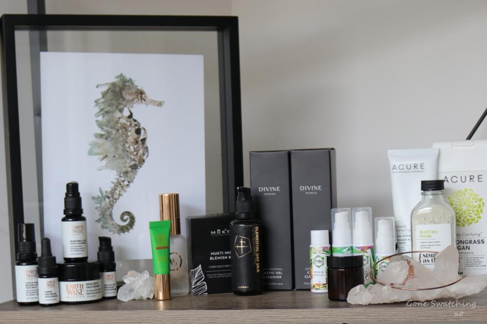The Worst Natural, Organic & Non-toxic Skincare & Makeup of 2019. Makeup & Skincare Bin. Gone Swatching xo