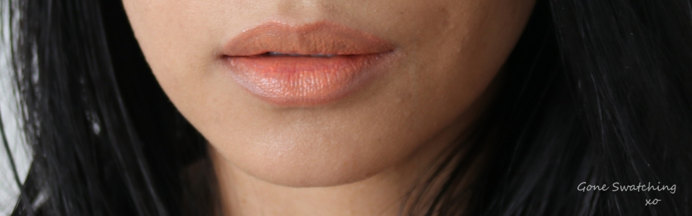 Ilia Beauty Tinted Lip conditioner review & swatches. Dizzy. Gone Swatching xo