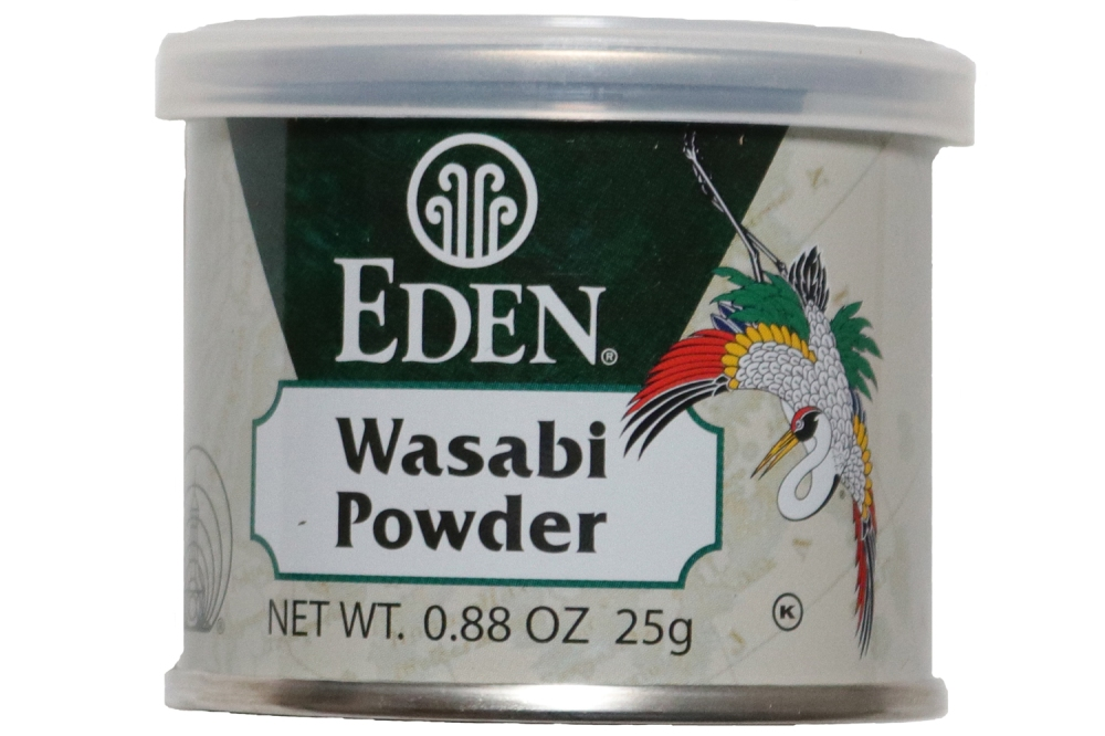 8 Gluten-Free Food Alternatives for Sensitive Stomachs. Eden Wasabi Powder. Gone Swatching xo