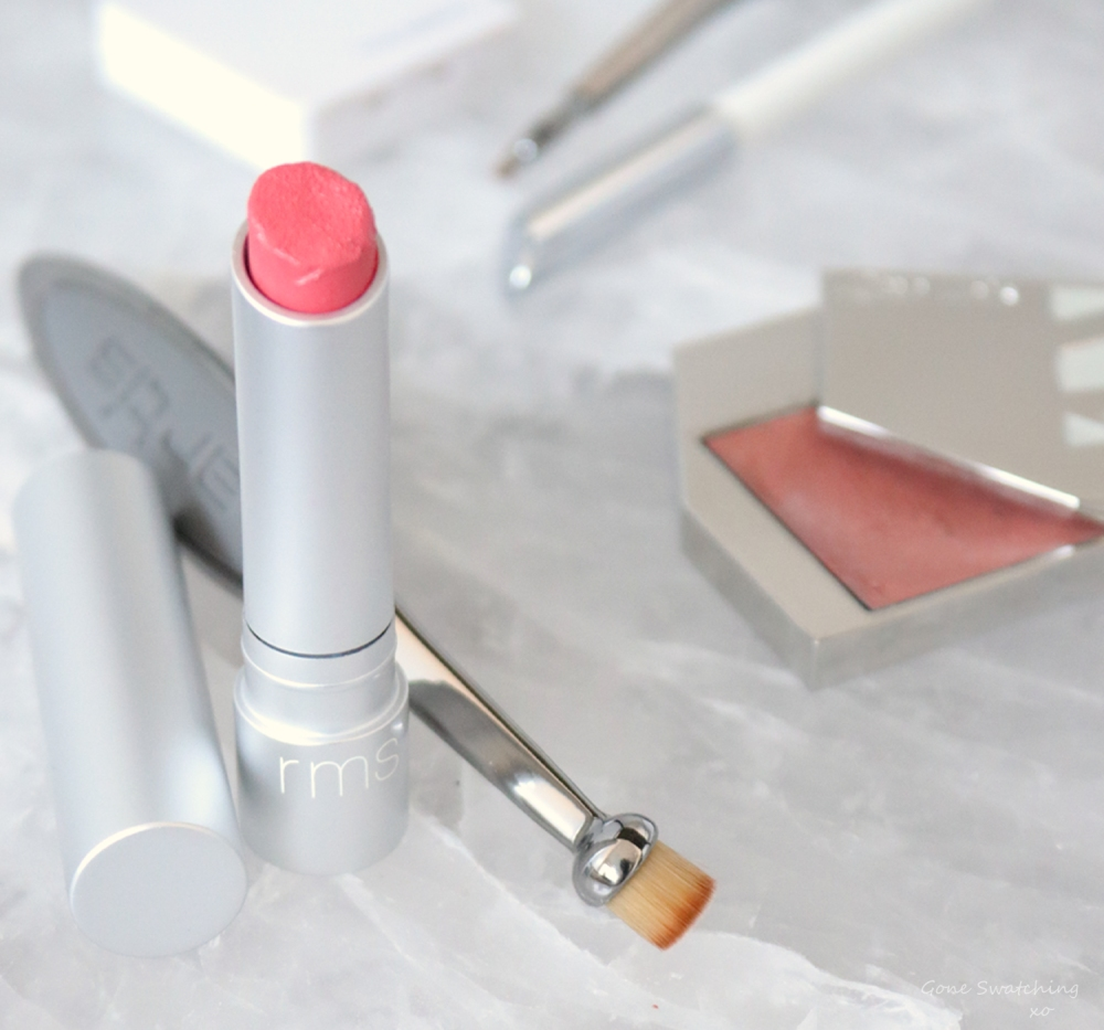 RMS Beauty Wild with Desire Lipstick Review & Swatches.Flight of Fancy. Gone Swatching xo