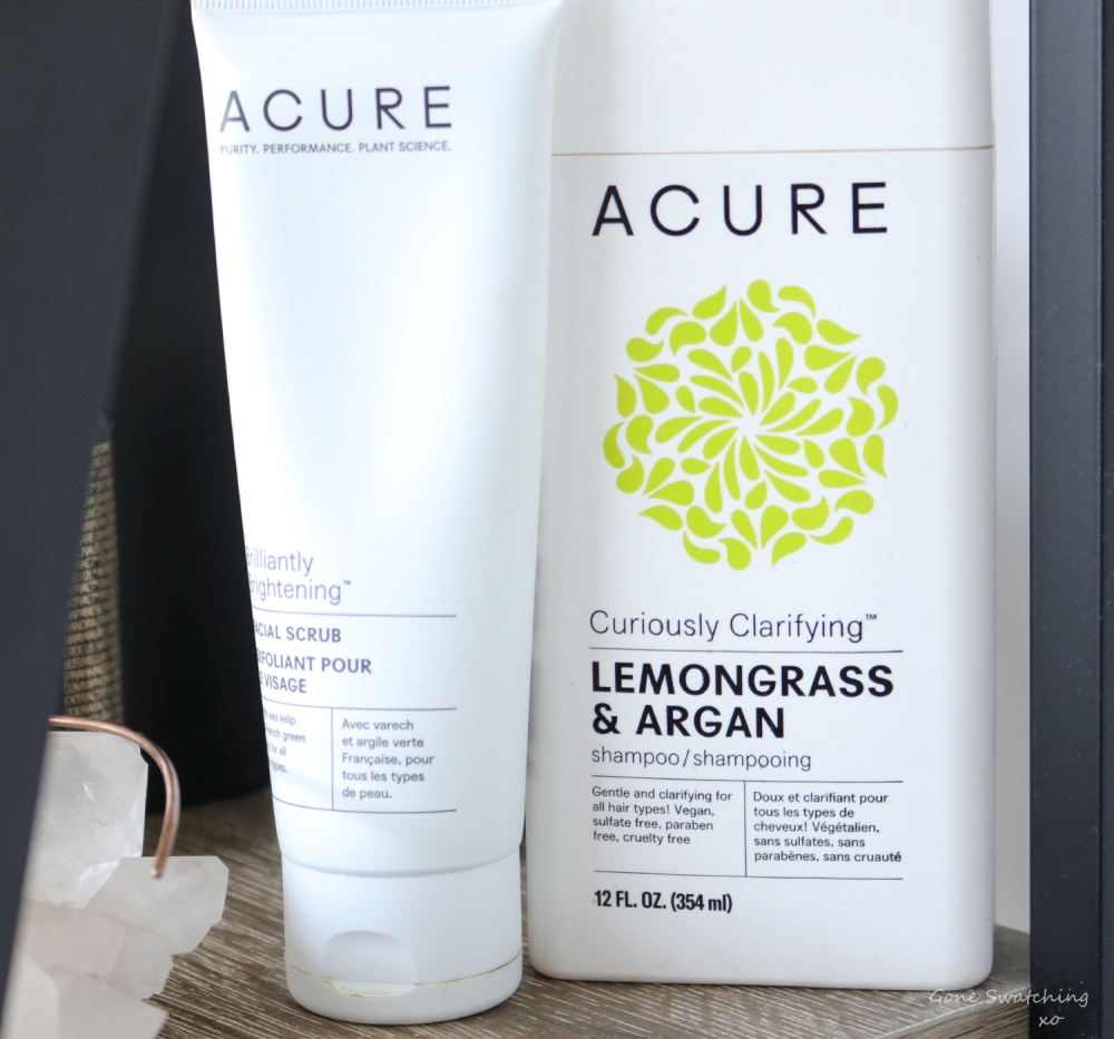 The Worst Natural & Organic Skincare & Makeup of 2019. Acure Skincare. Gone Swatching xo