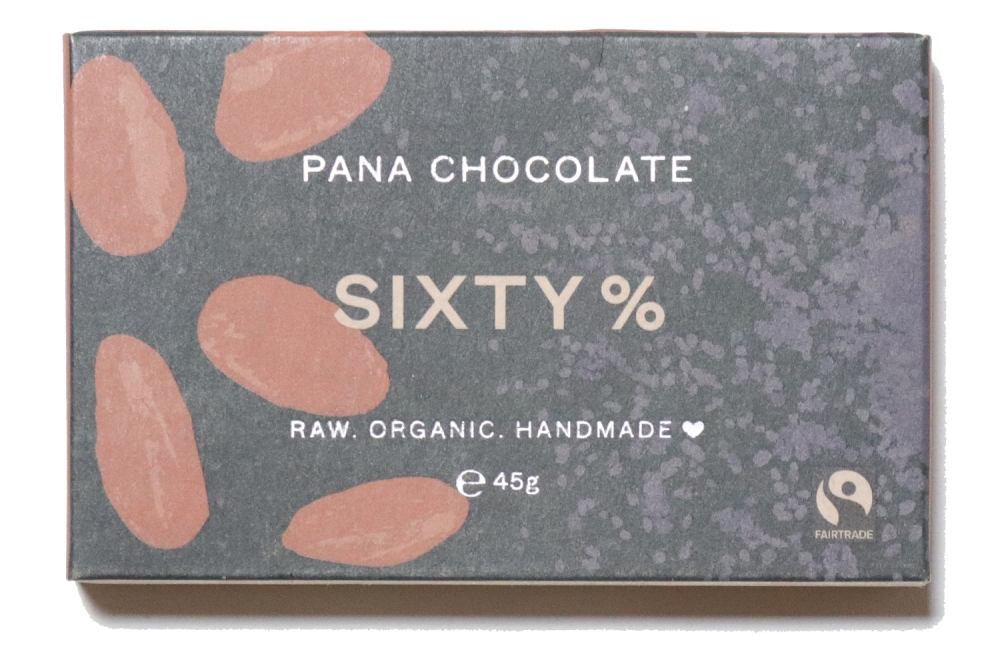 8 Gluten-Free Food Alternatives for Sensitive Stomachs. Pana Chocolate 60%. Gone Swatching xo