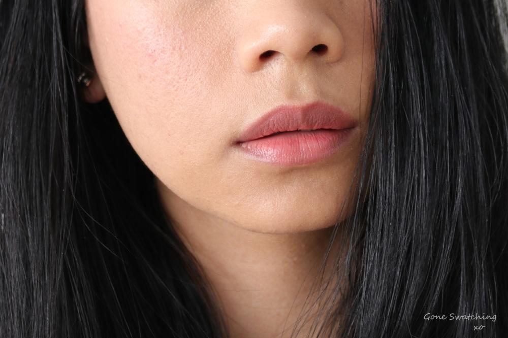 Ilia Beauty Multi-stick Lip Swatch All of Me. Gone Swatching xo