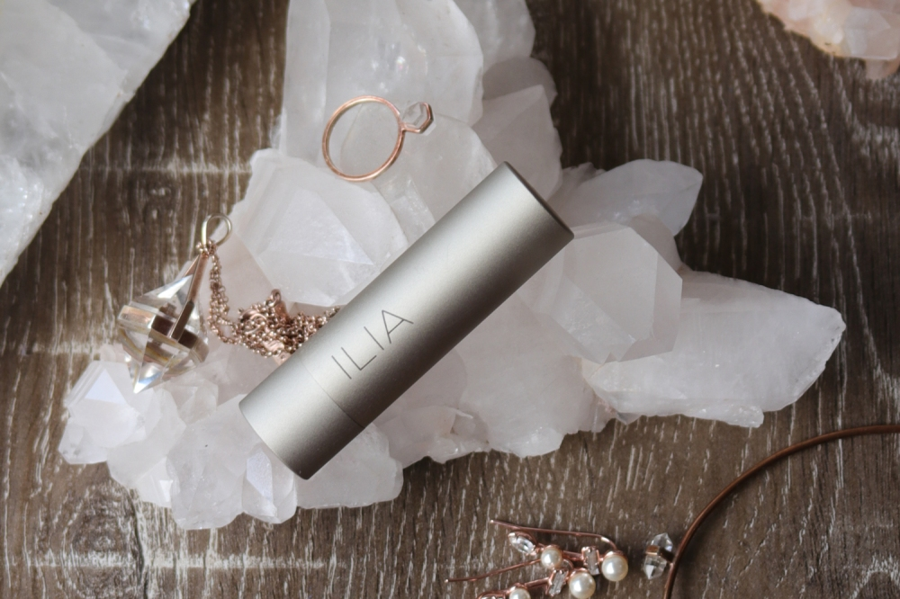 Ilia Beauty Tinted Lip conditioner Swatches on Asian Skin & Review. Gone Swatching xo