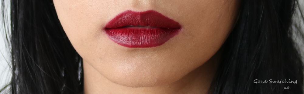 RMS Beauty Wild with Desire Lipstick Review & Swatches. Russian Roulette. Gone Swatching xo