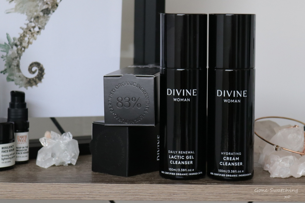 The Worst Natural & Organic Skincare & Makeup of 2019. The Divine Company Skincare. Gone Swatching xo