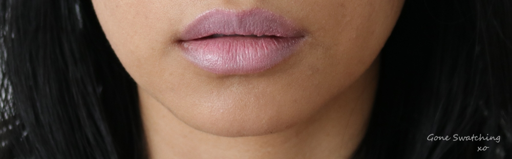 Ilia Beauty Tinted Lip conditioner review & swatches. Hold Me Now. Gone Swatching xo
