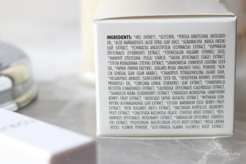 Josh Rosebrook Natural & Non-toxic Active Enzyme Exfoliator Review & Ingredients. Gone Swatching xo