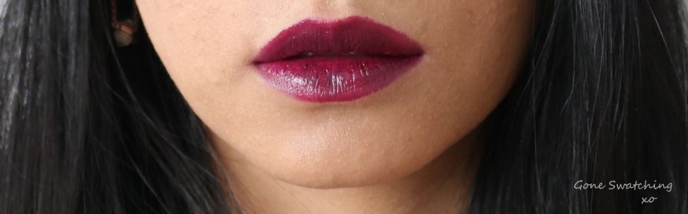 Noyah Lipstick Swatches. Currant News. Gone Swatching xo