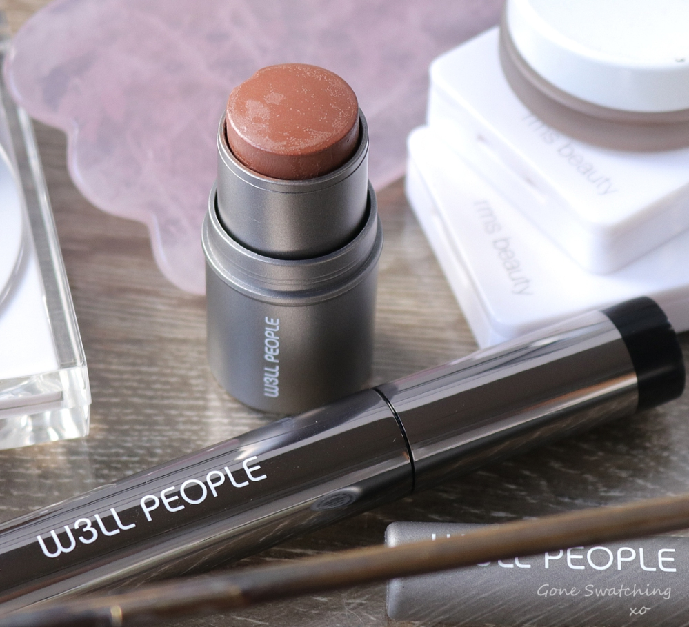 W3LL People Bio Bronzer Stick Review & Swatches. Gone Swatching xo