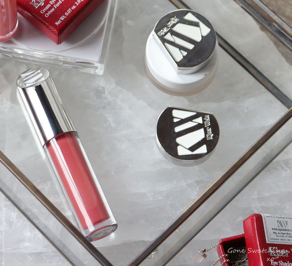 Kjaer Weis Cream Lipgloss Review & Swatches. Fascination. Asian Australian Organic Beauty Blogger Gone Swatching xo