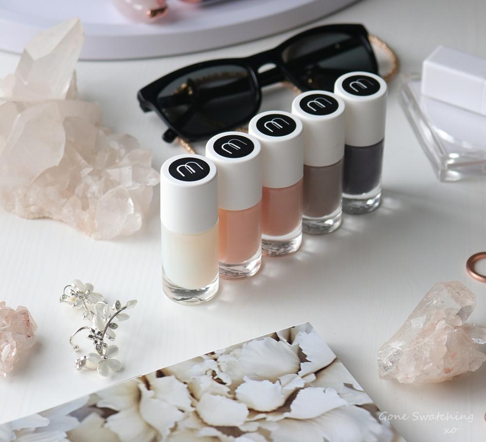 Nailmatic Aqua Nail Polish Review & Swatches. Anzu, Bjork, Haley & Hazel. Green Beauty Blogger Gone Swatching xo