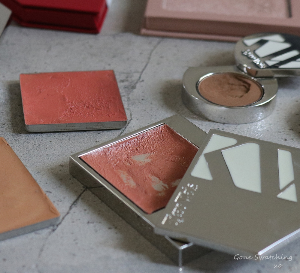 My Organic & Natural Wedding Makeup Wishlist. Kjaer Weis Cream Blush. Green Beauty Blogger & Lipstick Swatches Gone Swatching xo