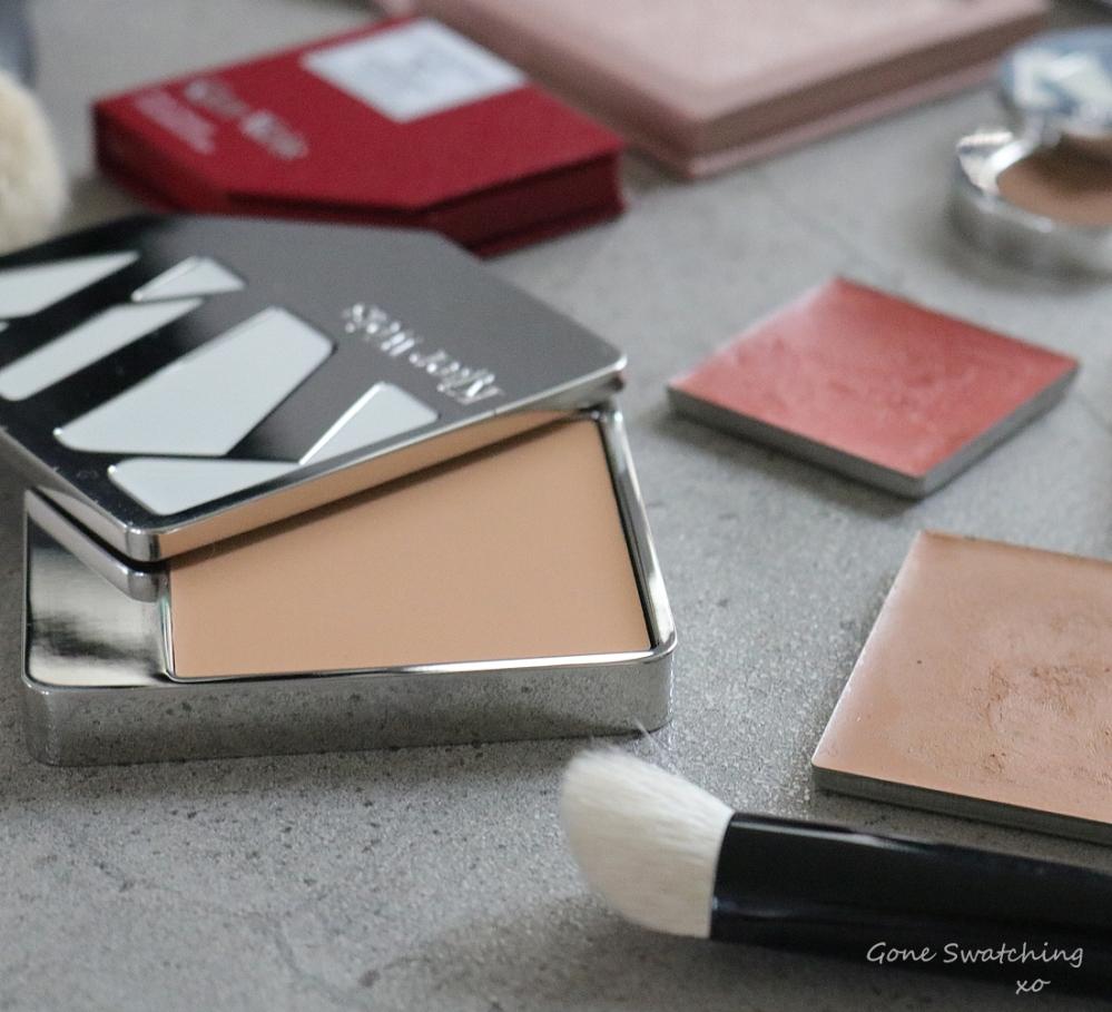 My Wedding Makeup Wishlist. Organic, Natural & Non-toxic Makeup. Kjaer Weis Cream Foundation. Green Beauty Blogger & Lipstick Swatches Gone Swatching xo