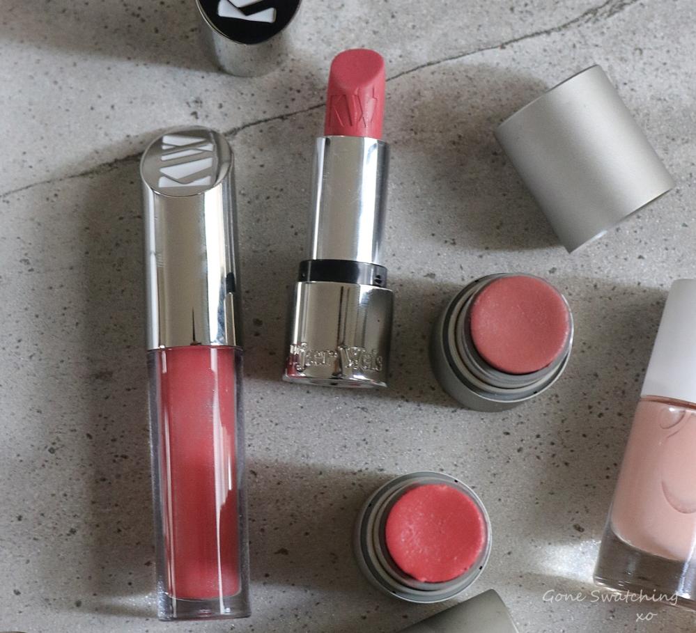 Organic & Natural Wedding Makeup Wishlist. Kjaer Weis & Ilia Beauty. Green Beauty Blogger & Lipstick Swatches Gone Swatching xo